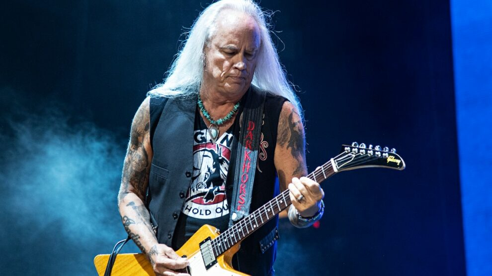 Lynyrd Skynyrd out of Pro Football Hall of Fame concert after Rickey Medlocke contracts COVID-19