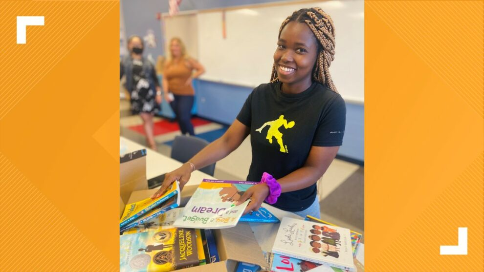 Cleveland principal launches Amazon wish list asking for donations of diverse books: How you can help