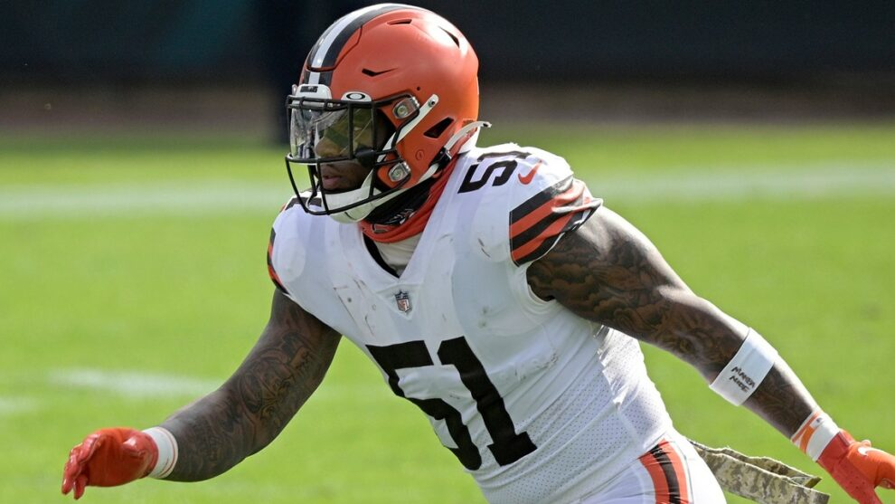 Cleveland Browns release first unofficial depth chart of 2021 preseason