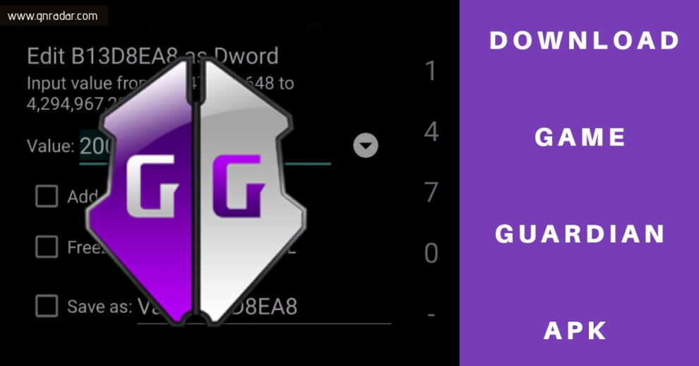 GameGuardian No Root Apk For Android