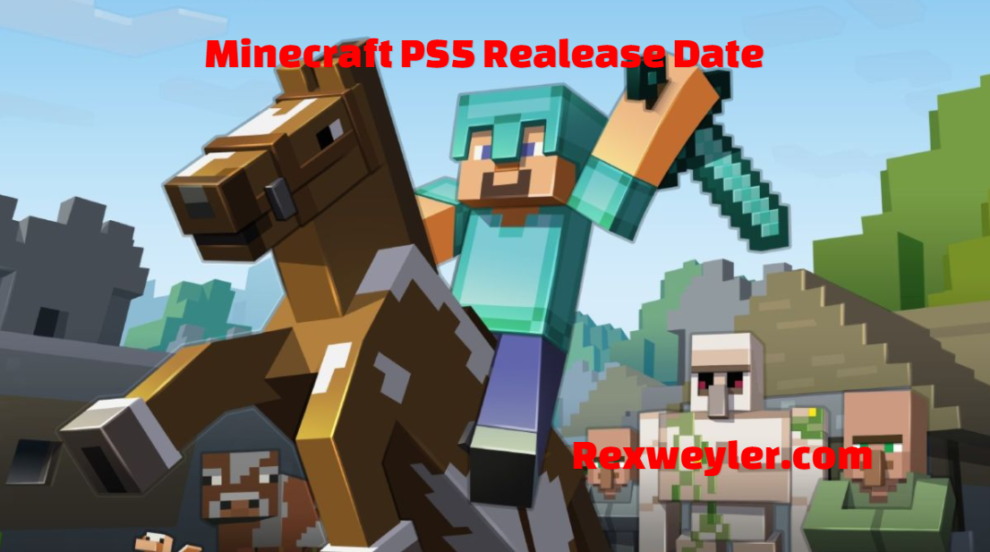 Minecraft ps5 release date